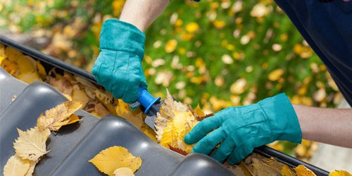 Deflect Leaves and Debris with Gutter guards